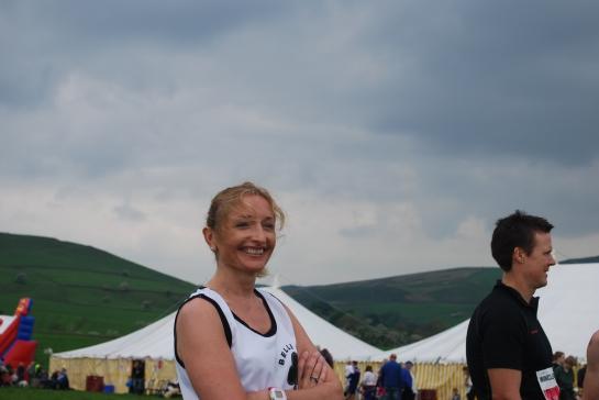 Janet @ Wincle Trout 2014