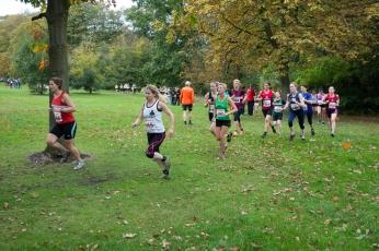 Laura @ Woodbank Park 2014